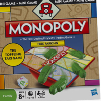 MONOPOLY FREE PARKING Mini Game
