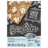 Easy-Bake Ultimate Oven Cheese Pizza Refill Pack Toy