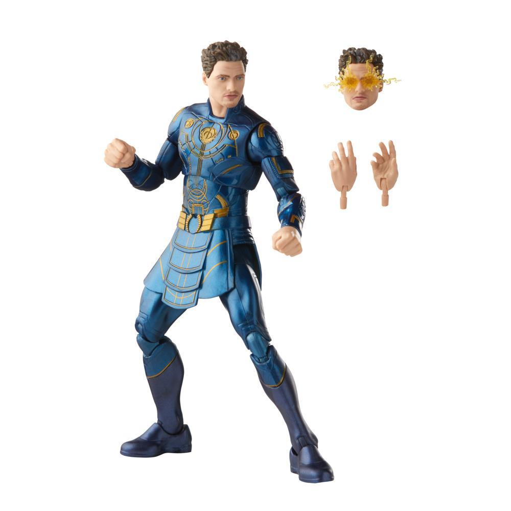 Hasbro Marvel Legends Series The Eternals 6-Inch Action Figure Toy Marvel's Ikaris, Includes 3 Accessories, Ages 4 and Up