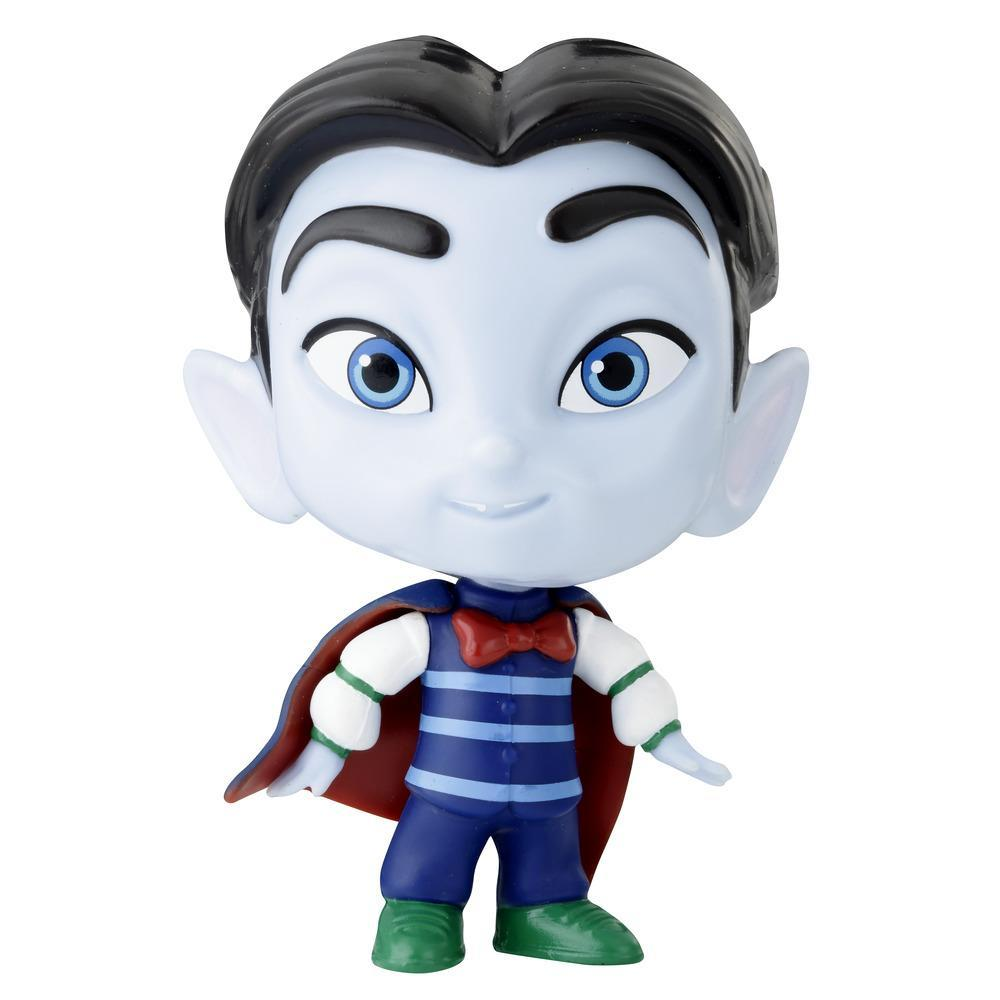 Netflix Super Monsters Drac Shadows Collectible 4-inch Figure