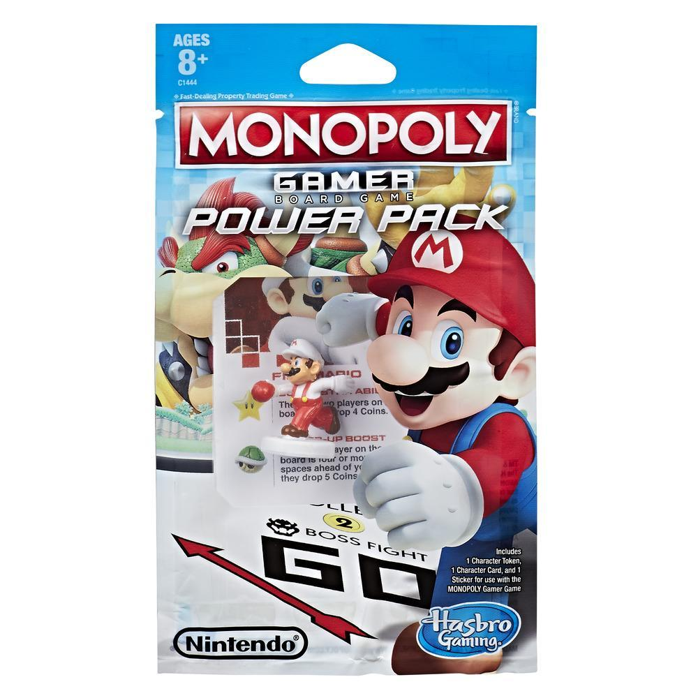 Monopoly Gamer Power Pack eComm Bundle #2