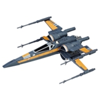 Star Wars: The Last Jedi Poe's Boosted X-Wing Fighter
