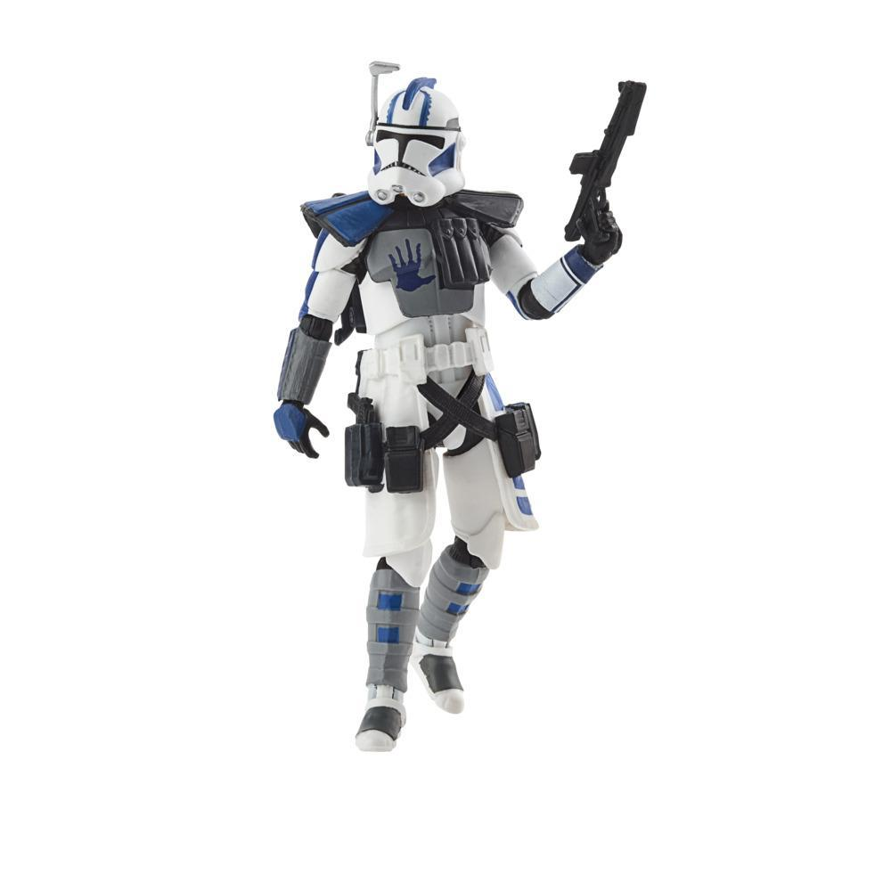 Star Wars The Vintage Collection ARC Trooper Echo Toy, 3.75-Inch-Scale Star Wars: The Clone Wars Figure, Ages 4 and Up