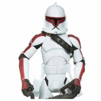 Star Wars The Clone Wars Clone Trooper Jek