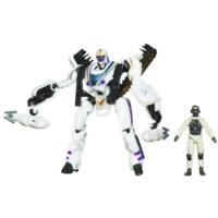 TRANSFORMERS DARK OF THE MOON MECHTECH HUMAN ALLIANCE Sergeant Chaos and ICEPICK