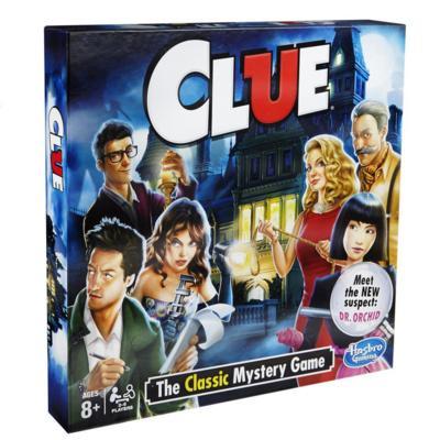 Clue Game Classic
