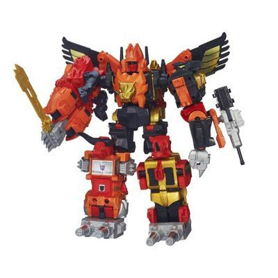 Transformers Platinum Edition Predaking Figure