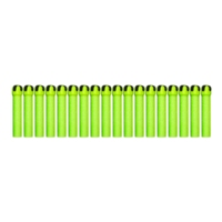 NERF DART TAG 16-PK Darts - Green