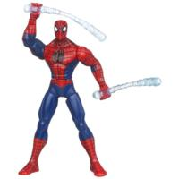 THE AMAZING SPIDER-MAN WEB BATTLERS Comic Series Whippin' Web-Chuk SPIDER-MAN Figure