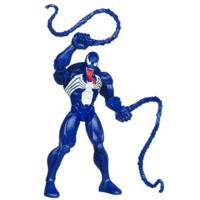 THE AMAZING SPIDER-MAN WEB BATTLERS Comic Series Snappin' Whips VENOM Figure