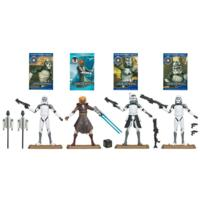 "STAR WARS 104TH Battalion ""Wolf Pack"" CLONE TROOPERS Ultimate Gift Set"
