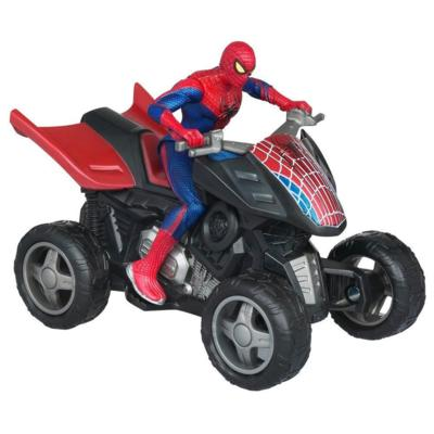 THE AMAZING SPIDER-MAN Zoom N Go 4 x 4 Racer Vehicle