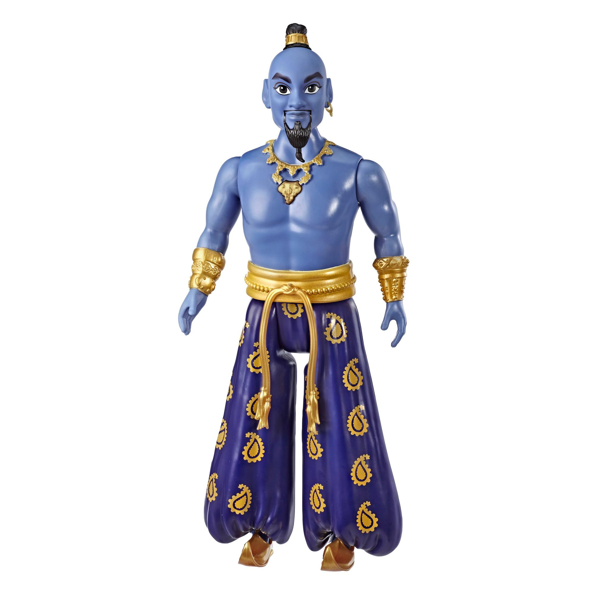 Disney Singing Genie Doll, Inspired by Genie character in Disney's Aladdin Live-Action Movie