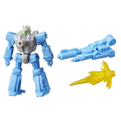 Transformers Generations War for Cybertron: Siege Battle Masters WFC-S3 Blowpipe