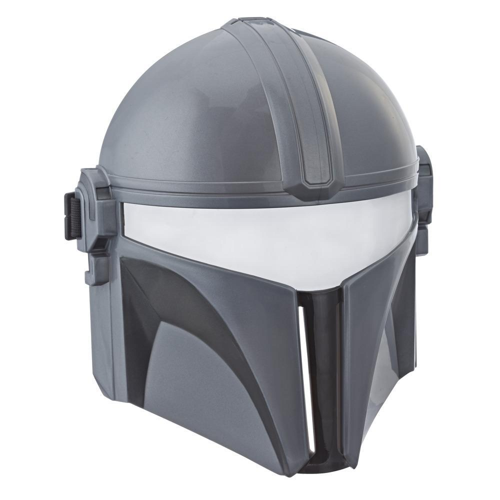 Star Wars The Mandalorian Mask for Kids Roleplay and Costume Dress Up, Disney Plus TV Show , Toys for Kids Ages 5 and Up