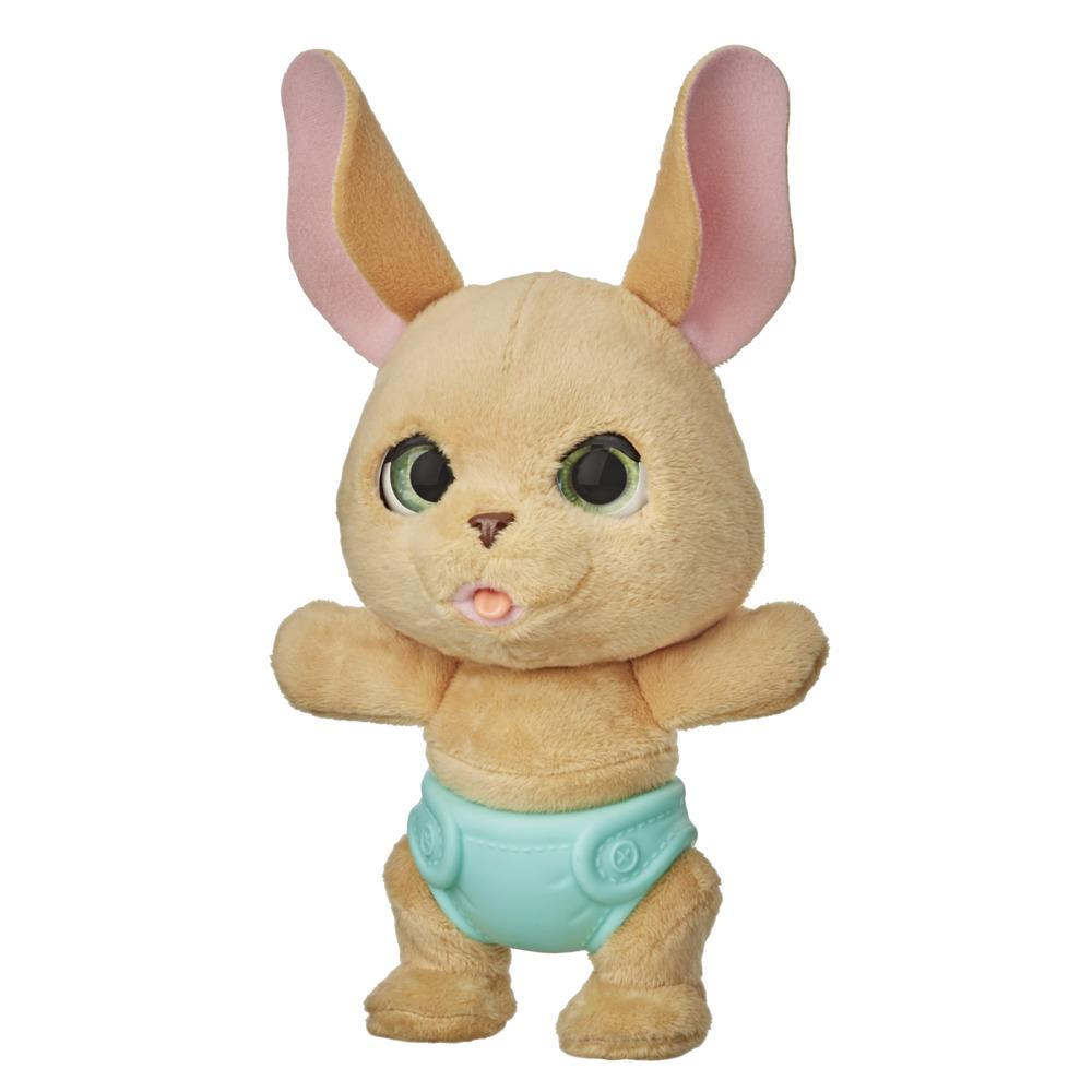 furReal Baby Kangaroo Interactive Plush Pet Toy