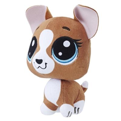 Littlest Pet Shop Plush Bobblehead Roxie McTerrier