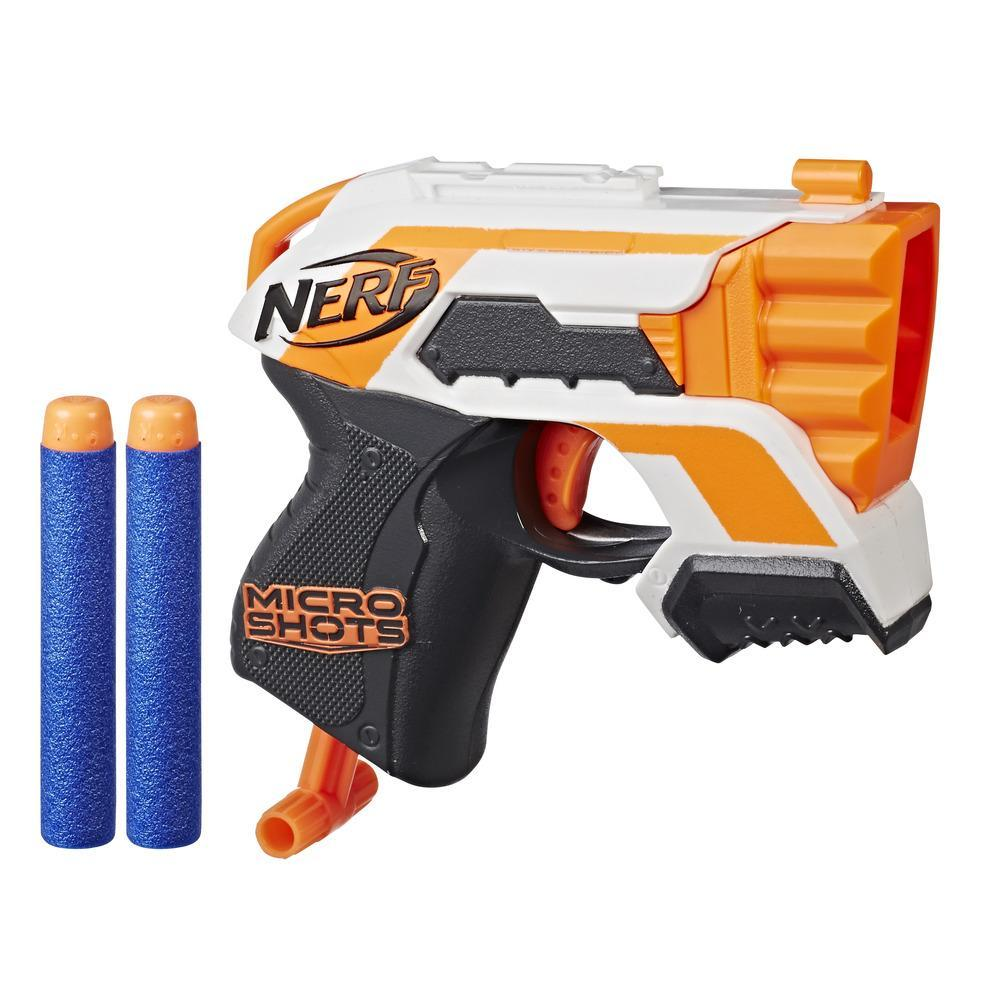 Nerf MicroShots N-Strike Elite Rough Cut 2x4