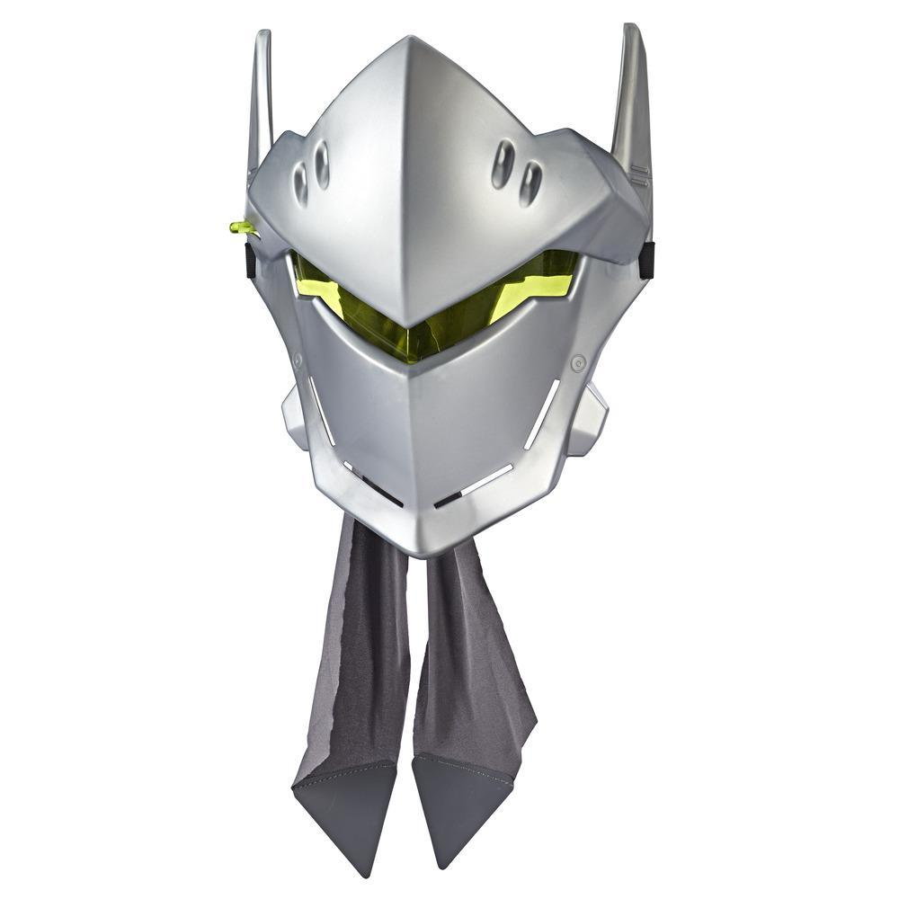 Overwatch Genji Roleplay Mask