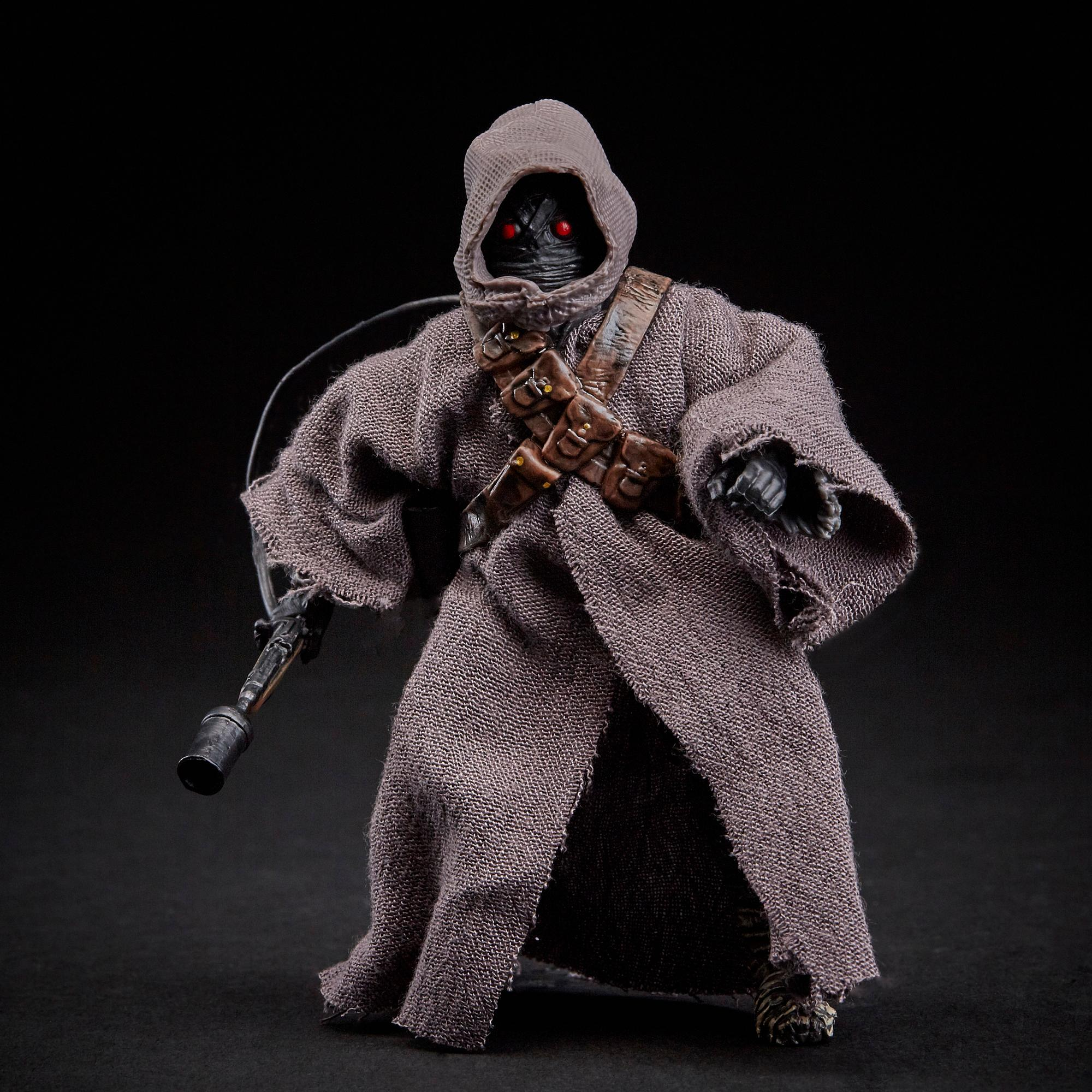 """Details about  /Star Wars The Black Series Offworld Jawa Toy 6/"""" Scale The Mandalorian Collectibl"""