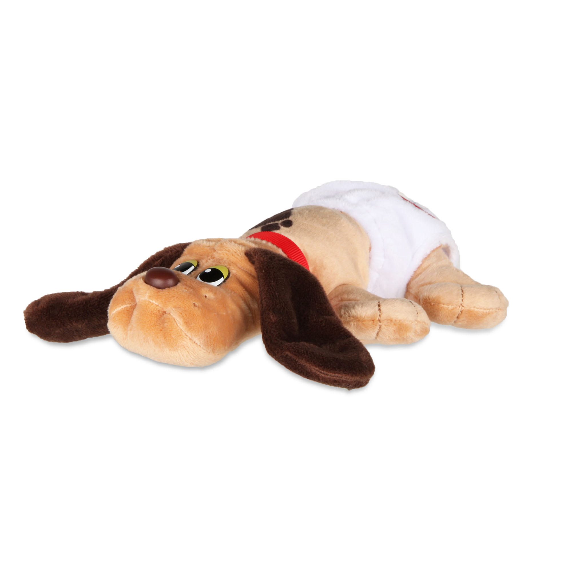 Pound Puppies Newborns Classic 80's Collection - Light Brown with Dark Brown Spots