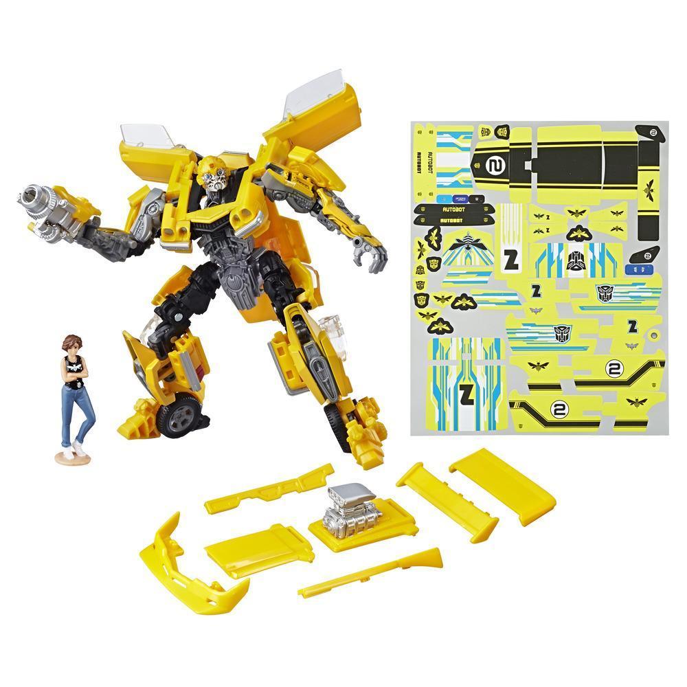 Transformers: Bumblebee Studio Series 15 Deluxe Class Bumblebee