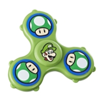 Fidget Its Nintendo Luigi Graphic Spinner
