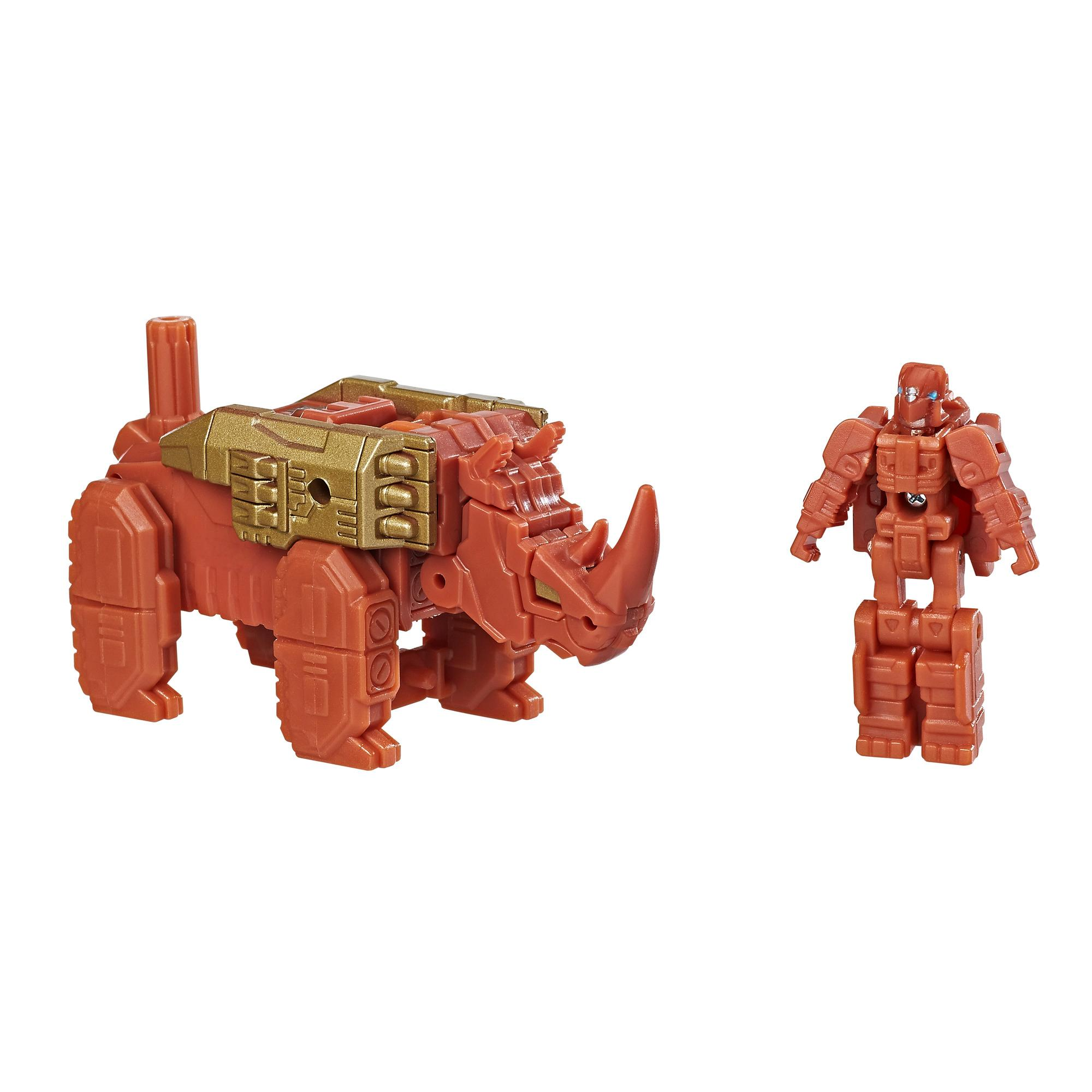 Transformers Generations Titans Return Titan Master Ramhorn