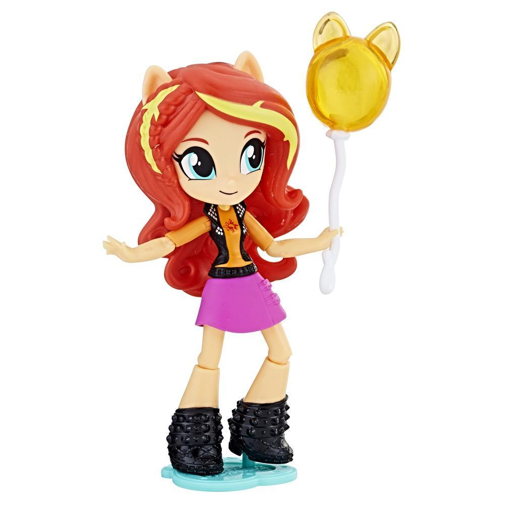 My Little Pony Equestria Girls Theme Park Collection Sunset Shimmer