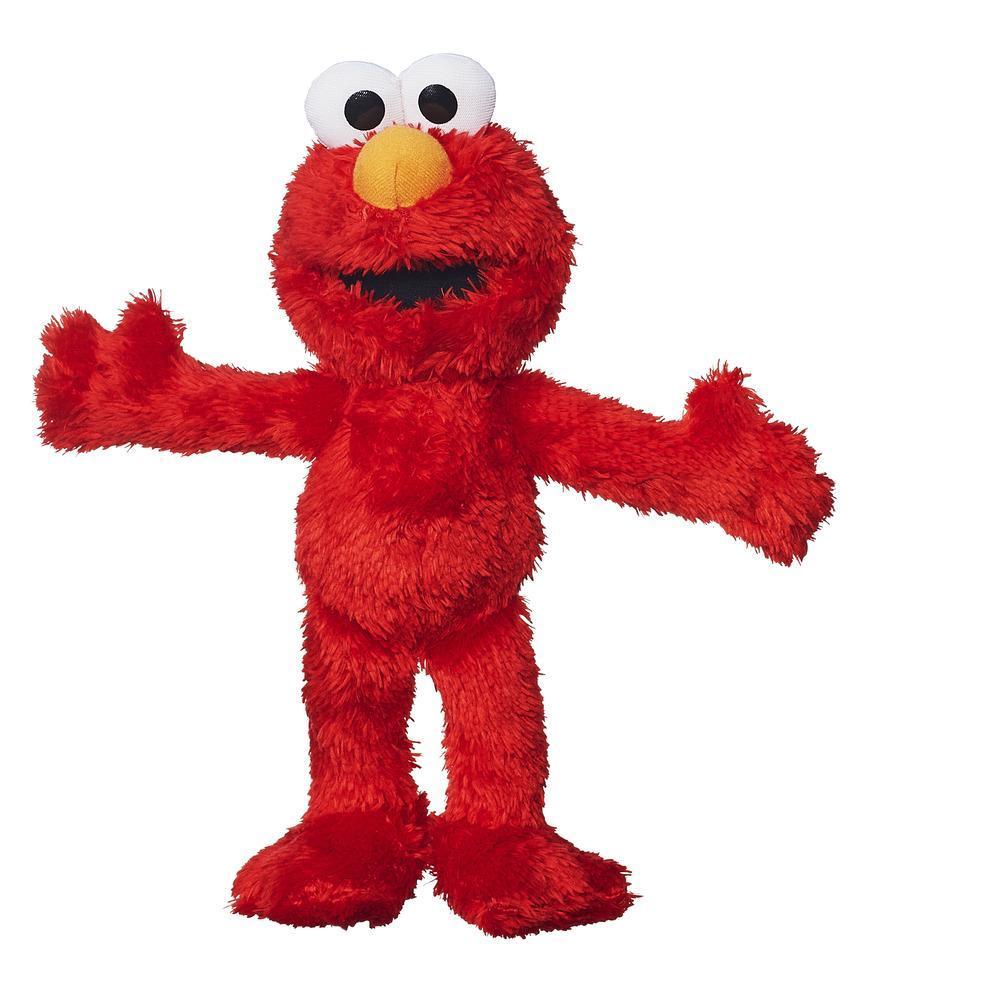 Playskool Friends Sesame Street Elmo Mini Plush