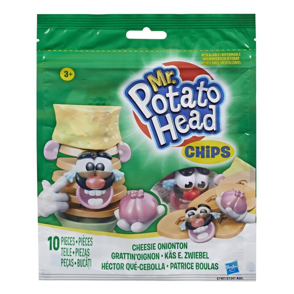 Mr. Potato Head Chips Cheesie Onionton Toy for Kids Ages 3+