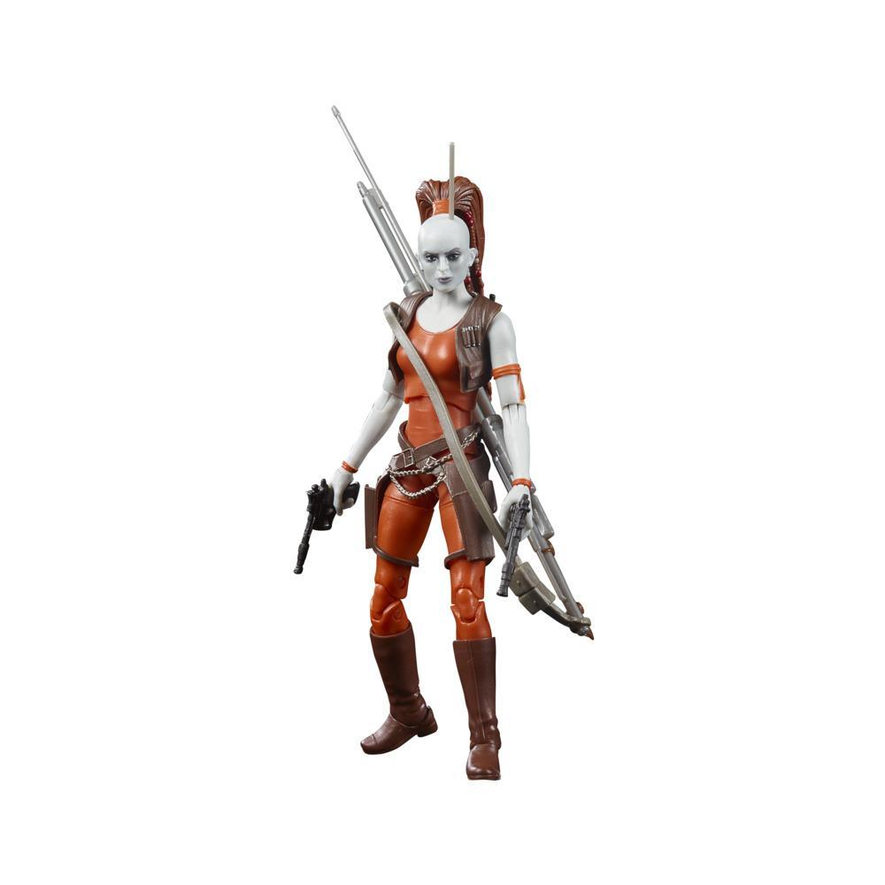 Star Wars The Black Series Aurra Sing Toy 6-Inch-Scale Star Wars: The Clone Wars Collectible Figure, Kids Ages 4 and Up