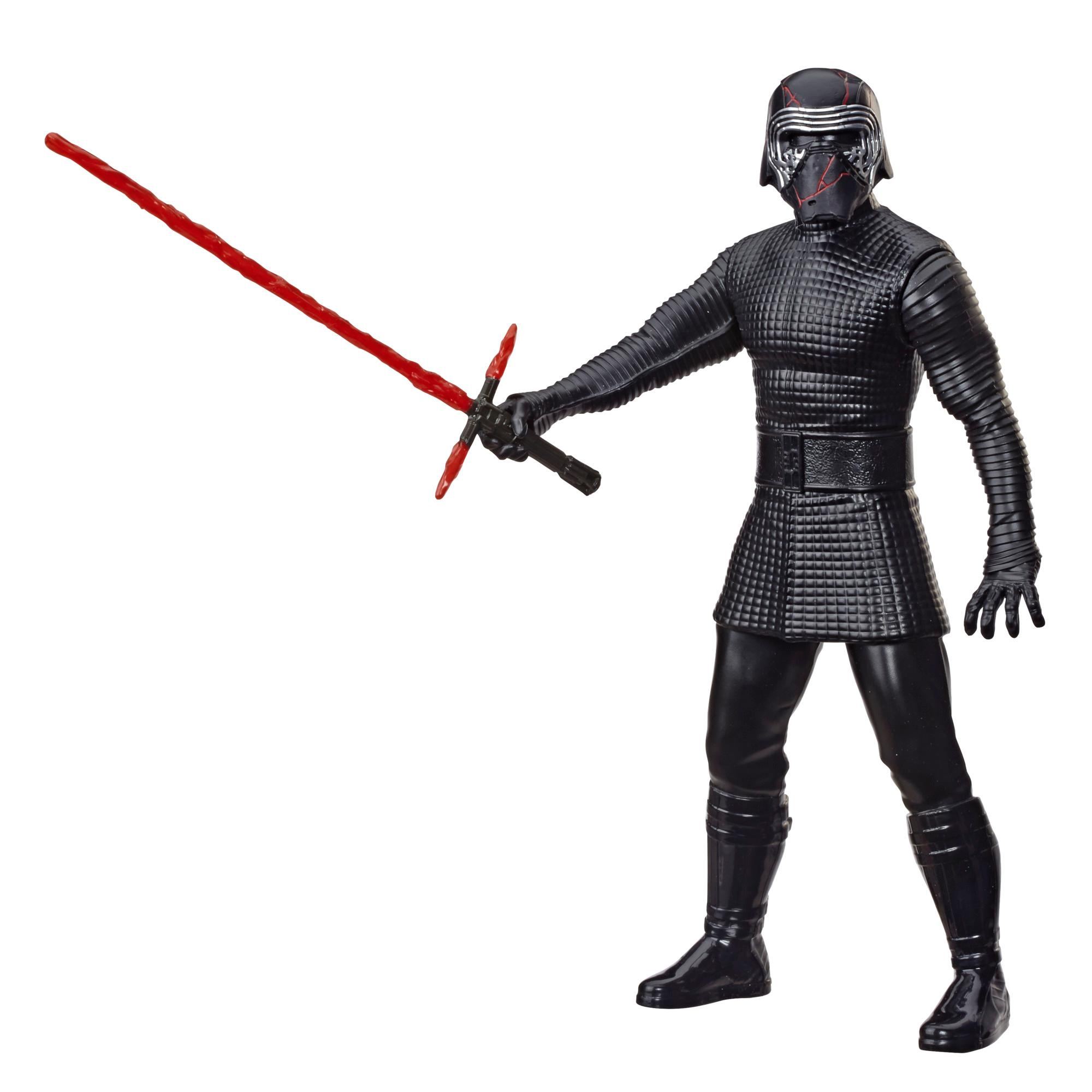 Star Wars Supreme Leader Kylo Ren Toy 9.5-inch Scale Star Wars: The Rise of Skywalker Figure, for Kids Ages 4 and Up