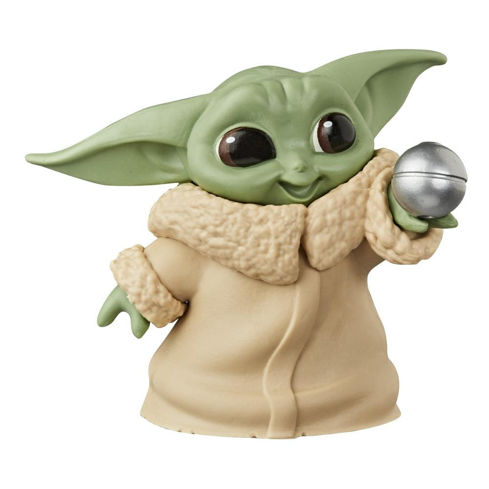 """Star Wars The Bounty Collection The Child Collectible Toy 2.2-Inch The Mandalorian """"Baby Yoda"""" Ball Toy Pose Figure"""