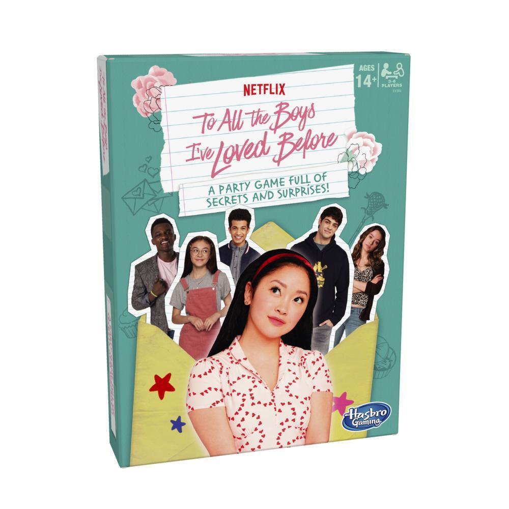 To All The Boys I've Loved Before Party Game for Ages 14 and Up