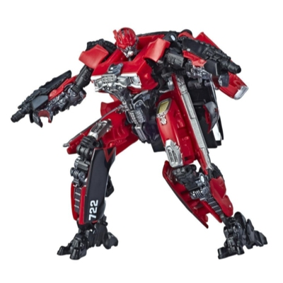 Transformers Toys Studio Series 40 Deluxe Class Transformers: Bumblebee Movie Shatter Action Figure - Ages 8 and Up, 4.5-inch