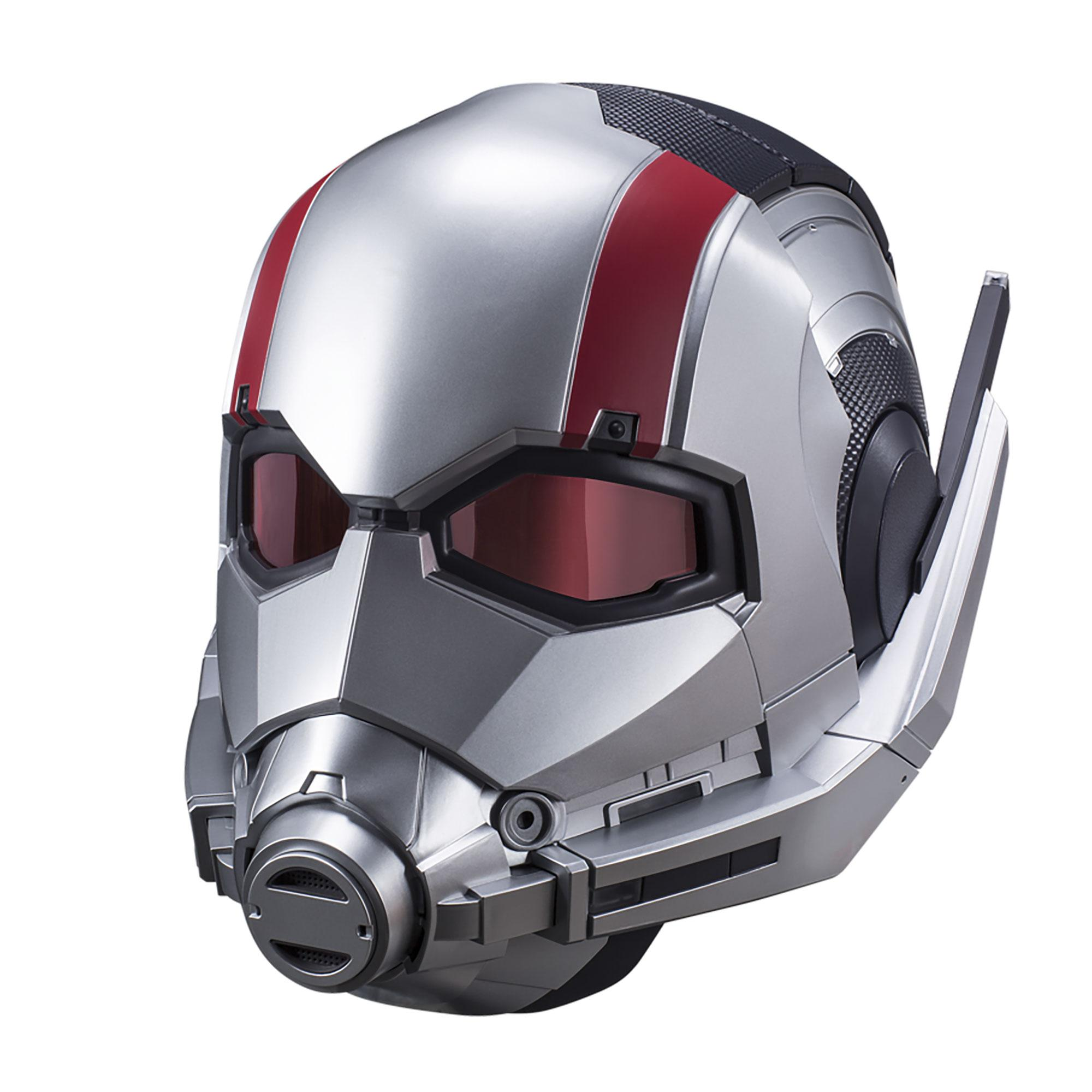 Hasbro Marvel Legends Series Ant-Man Roleplay Premium Collector Movie Electronic Helmet with LED Light FX