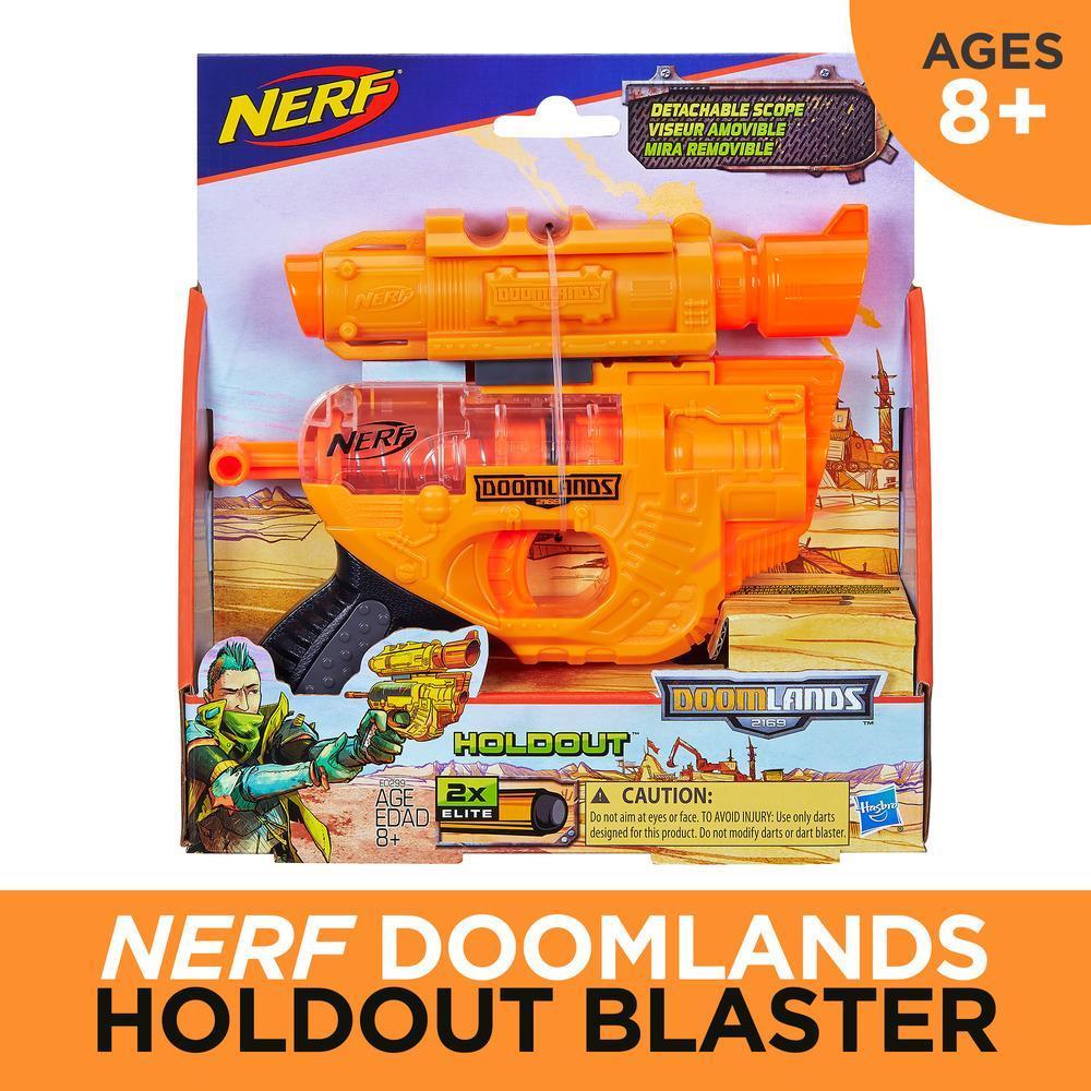Nerf Doomlands Holdout
