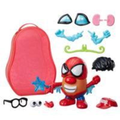 Playskool Friends Mr. Potato Head Marvel Spider-Spud Suitcase