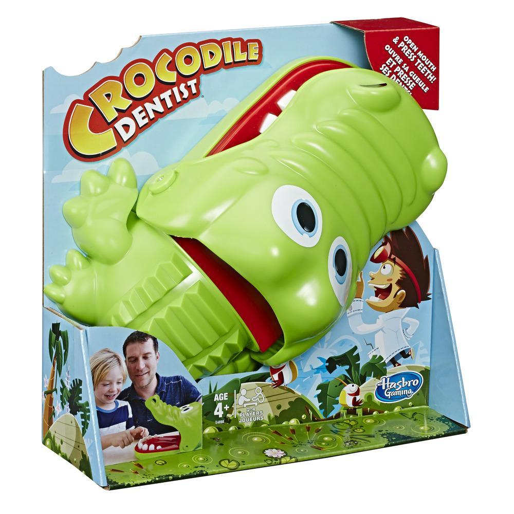 Crocodile Dentist Game for Kids Ages 4 and Up