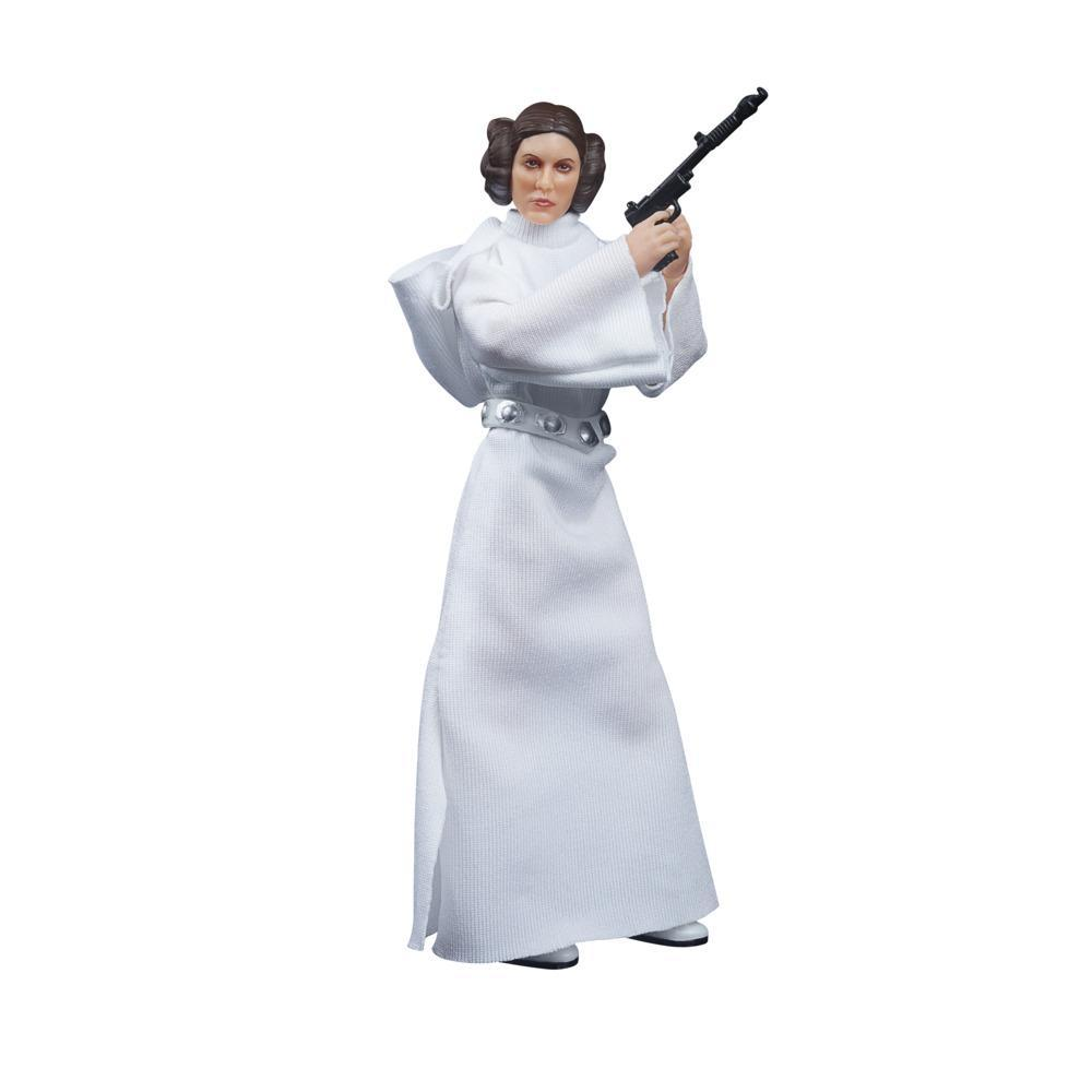 Star Wars The Black Series Archive Princess Leia Organa 6-Inch-Scale Star Wars: A New Hope Lucasfilm 50th Anniversary Toy