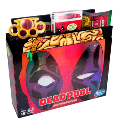 Monopoly Game: Marvel Deadpool Collector's Edition