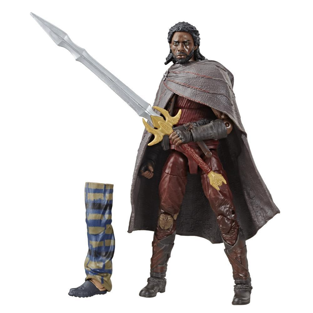 Marvel Legends Series Avengers: Infinity War 6-inch Collectible Action Figure Heimdall Avengers Collection