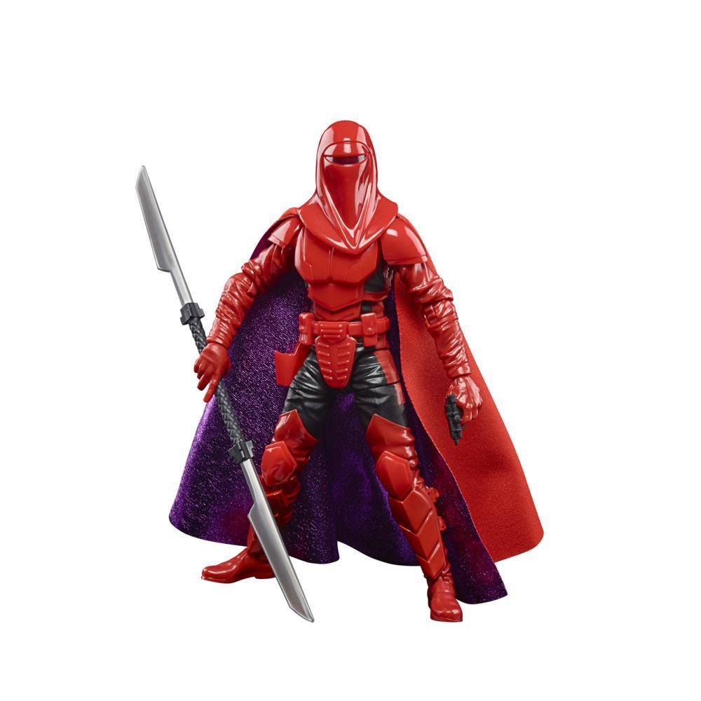 Star Wars The Black Series Carnor Jax 6-Inch-Scale Lucasfilm 50th Anniversary Star Wars: Crimson Empire Action Figure