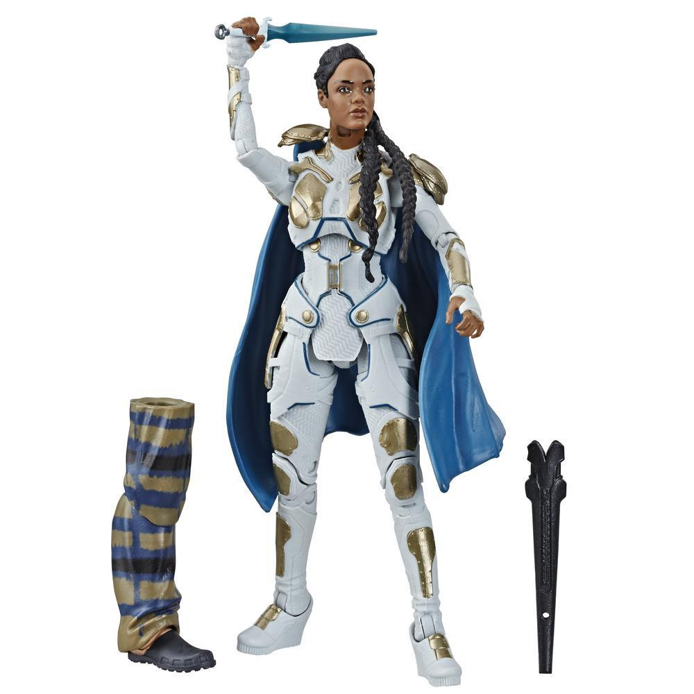 Marvel Legends Series Avengers: Endgame 6-inch Collectible Action Figure Marvel's Valkyrie Avengers Collection