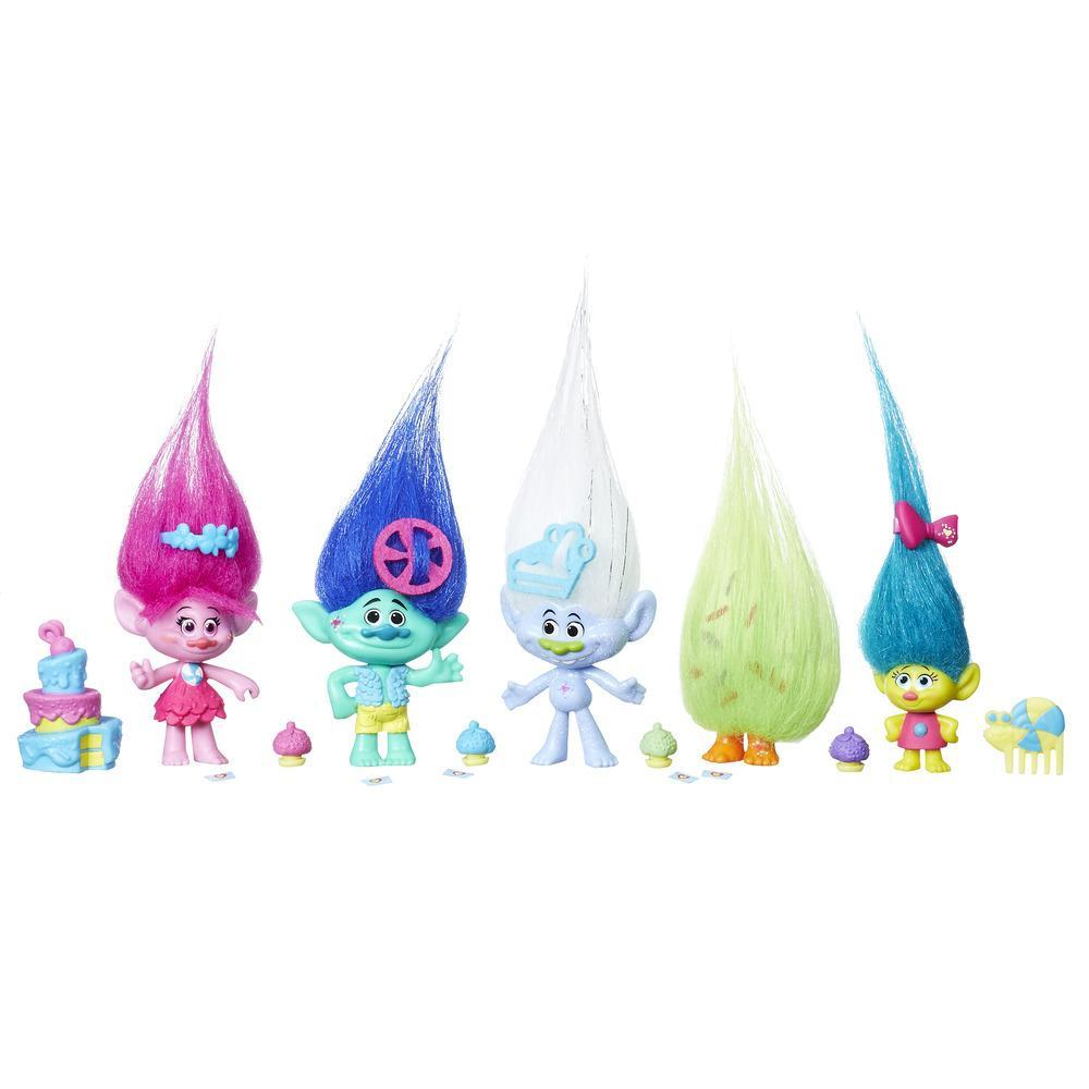DreamWorks Trolls Coronation Celebration Pack