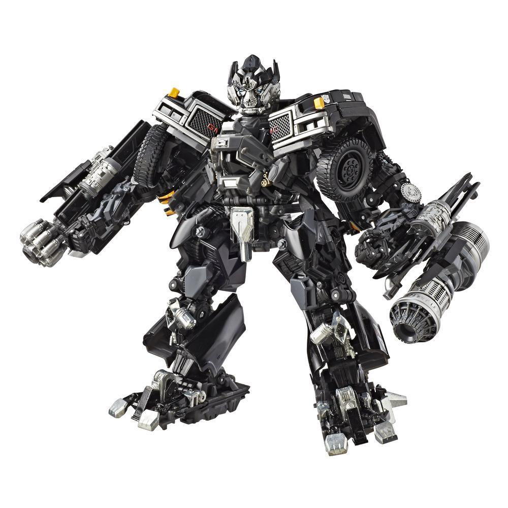 Transformers Masterpiece Movie Series Ironhide MPM-6 [OFFICIAL Hasbro-Takara Tomy]