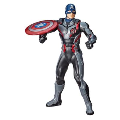 Marvel Avengers: Endgame Shield Blast Captain America 13-Inch Figure