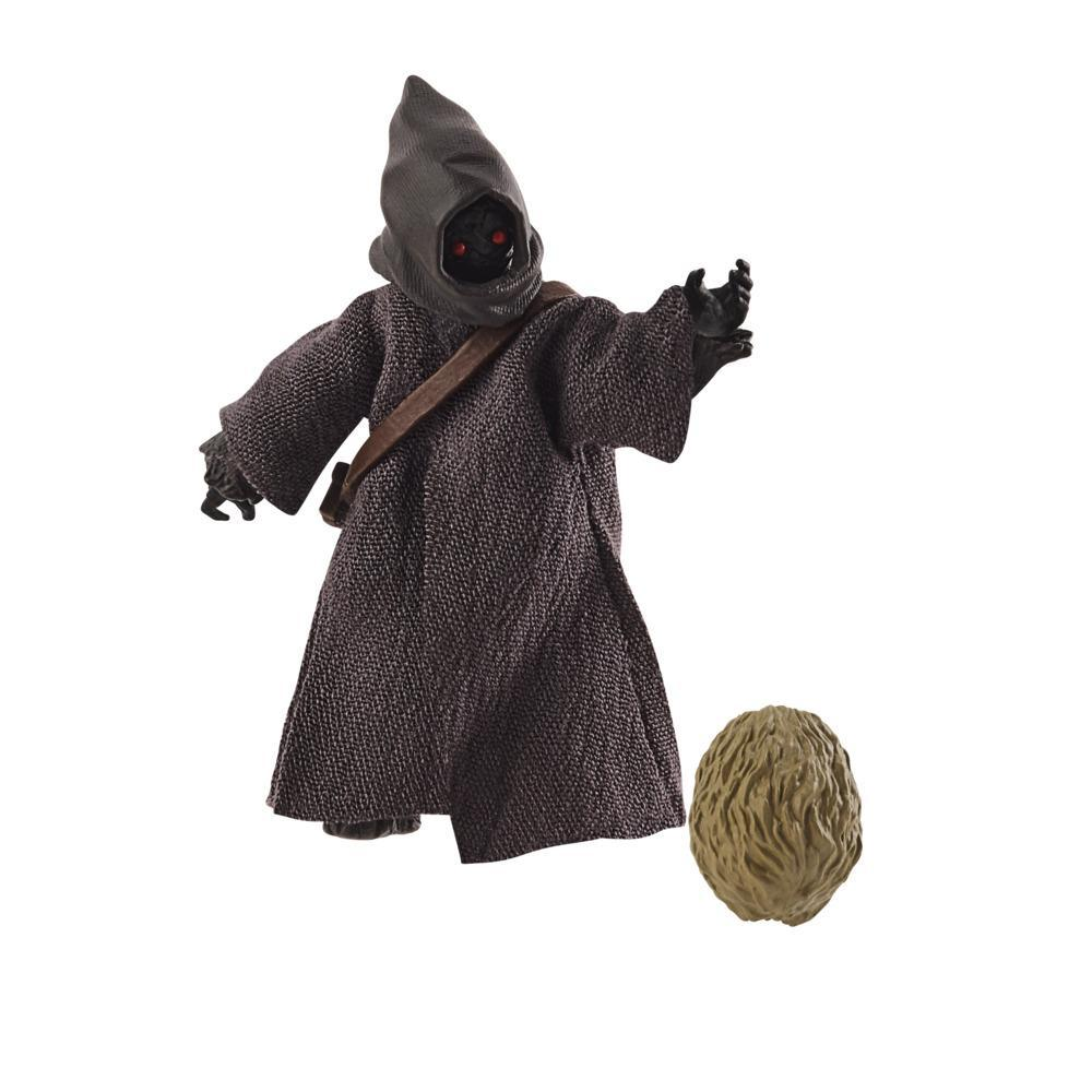 Star Wars The Vintage Collection Offworld Jawa (Arvala-7) Toy, 3.75-Inch-Scale The Mandalorian Figure, Kids Ages 4 and Up