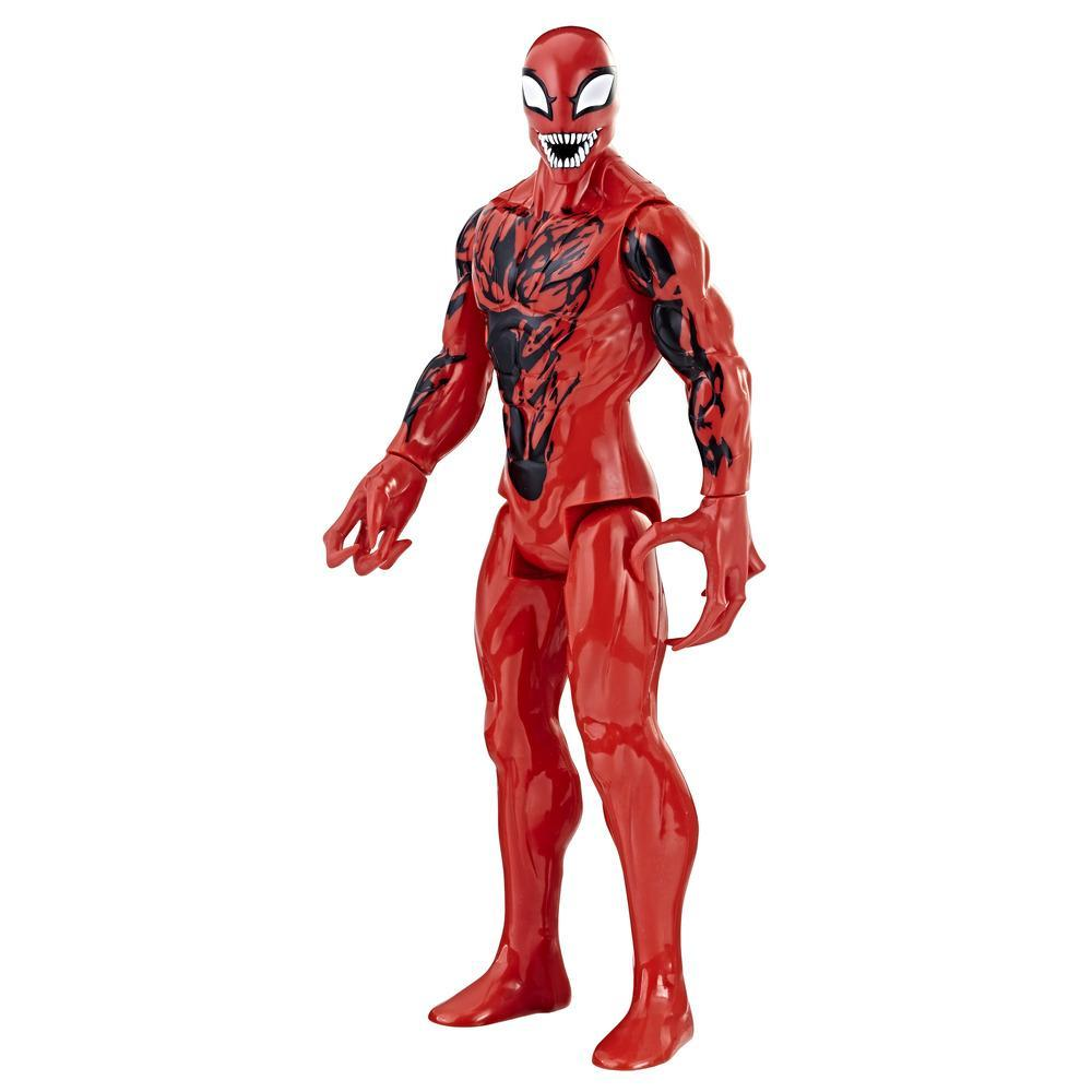Marvel Venom Titan Hero Series 12-inch Carnage Figure